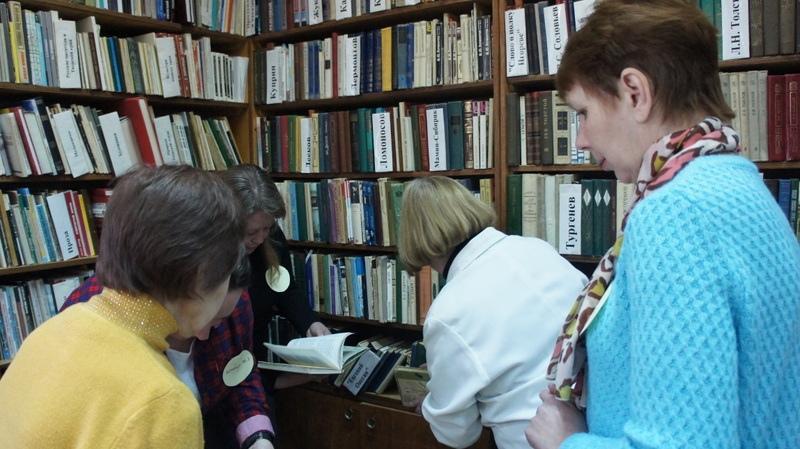 Нужны ли квесты в библиотеке?   Нелидовская библиотека